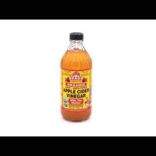 Bragg, Organic Apple Cider Vinegar with The 'Mother'