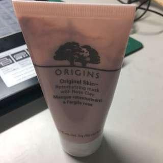 Origins品木宣言 天生麗質粉美肌泥膜50ml