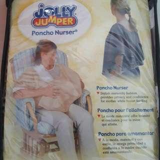 Jolly Jumper Poncho Nurser