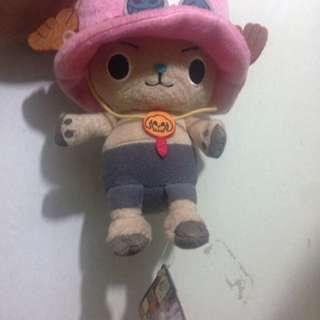 Anime One Piece Chopper Plushie