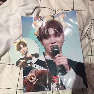 Got7 Youngjae Fansite Goods