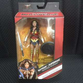 Mattel DC Multiverse Wonder Woman Batman v Superman