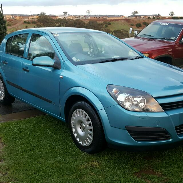 2005 Holden Ah Astra With 157000km
