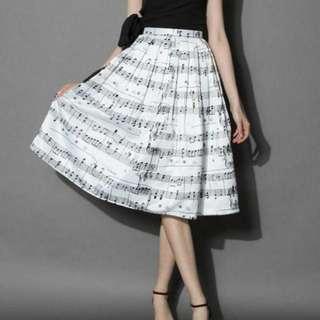 FREE POSTAGE Musical Skirt