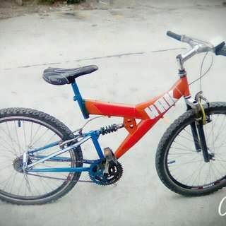 mountain Bike For Adults And Kids (2nd Hand)