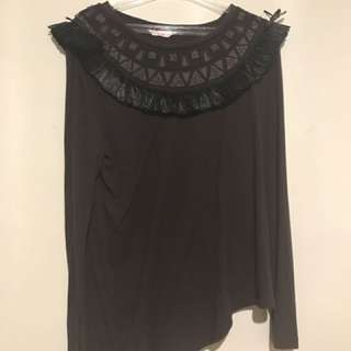 Sass And Bide Raffia Top