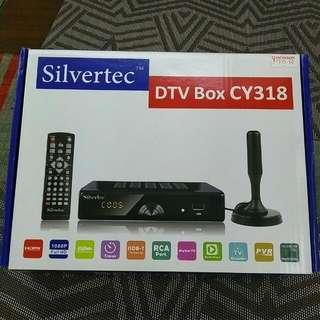 Silvertec Digital TV Box