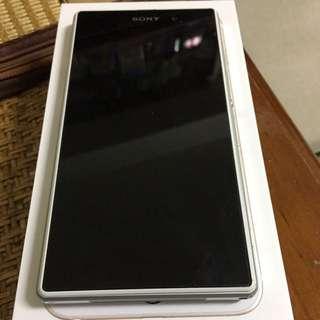 sony z1 4G手機