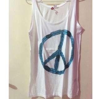 H&M Peace Tanktop