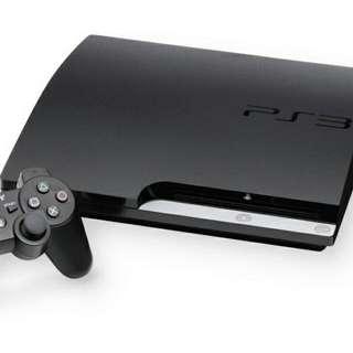 Playstation 3 Slim 150 Gb Fullsett