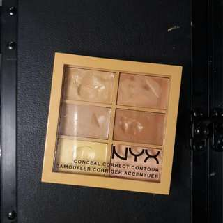 Nyx Conceal / Correct Palette