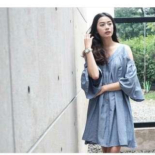 Preloved Miroir Dress