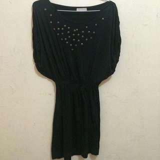 Nyla Black Dress