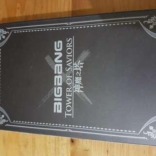 神魔之塔 X BIGBANG 合作卡片(非賣品)