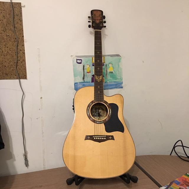 音色美之吉他