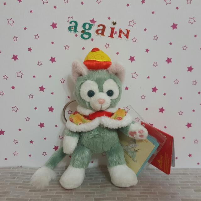 達菲 畫家貓 香港迪士尼正品