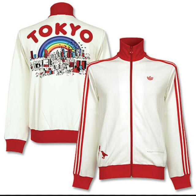 Adidas Tokyo Tracktop for Ladies