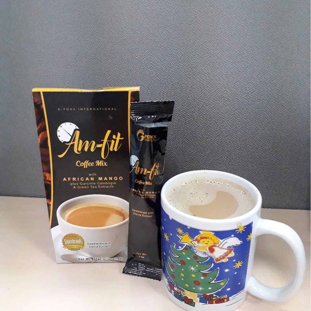 AM-FIT coffee mix