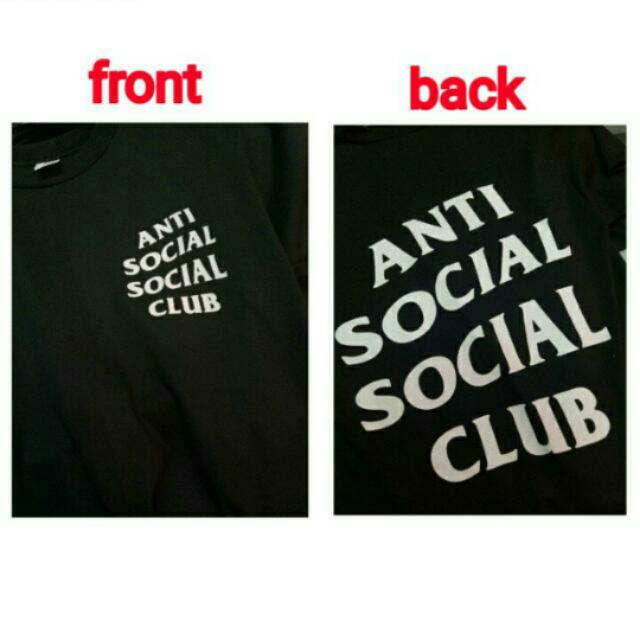 ANTI SOCIAL SOCIAL CLUB,  SUPREME, PALACE, ODD FUTURE, TRASHER ETC. (HYPEBEAST SHIRTS)