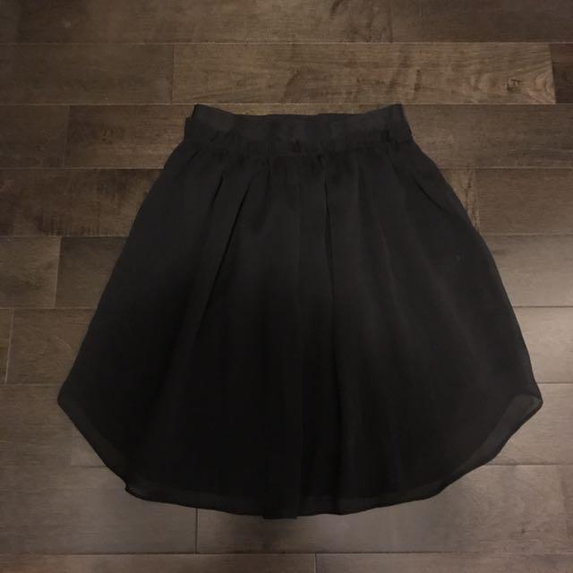 Aritzia Yakuza Skirt