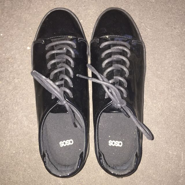 Asos Black Shoes