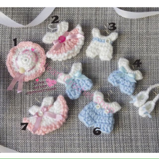 Baby Shower Favours Handmade