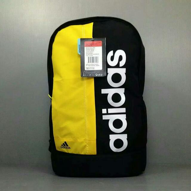 Backpack Adidas Black