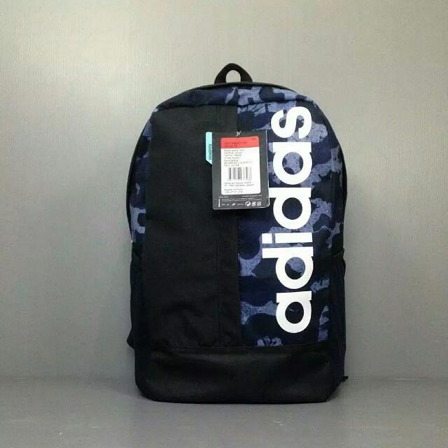 Backpack Adidas Navy Corak