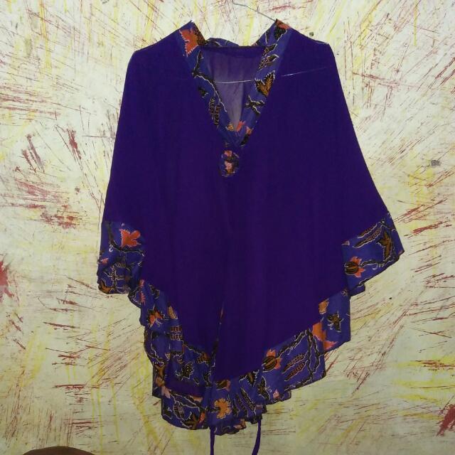 Baju Kalong Batik