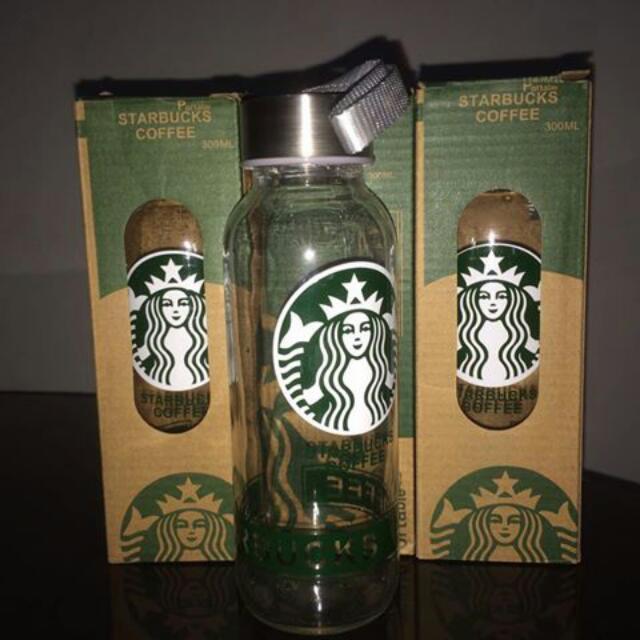 Botol Minum Starbucks