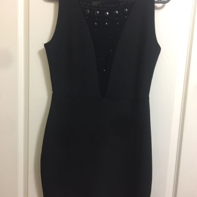 Brand New Black Dress
