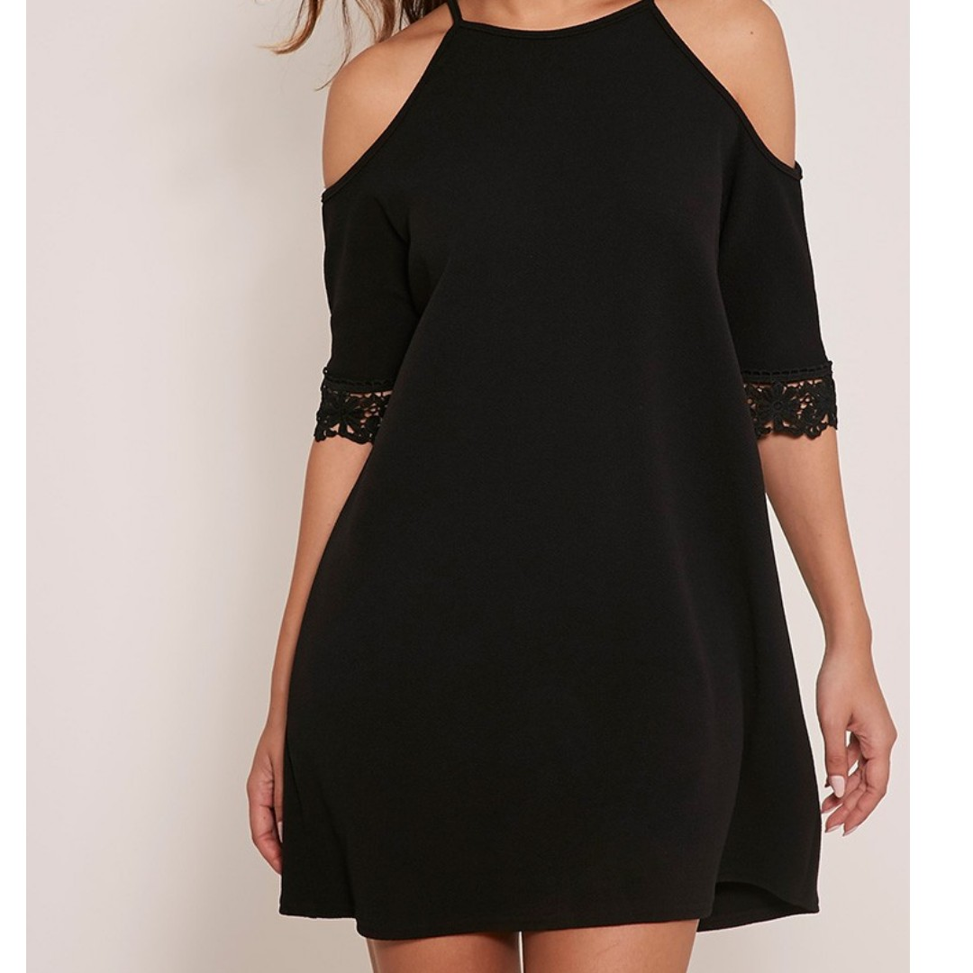 Brooklyn Dress Black