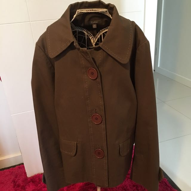 Brown Katies Jacket