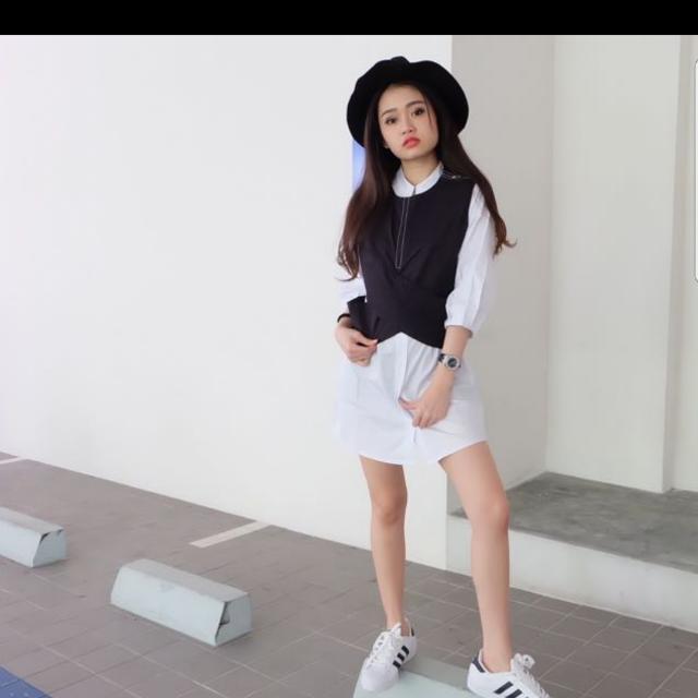Bw Shirt Dress