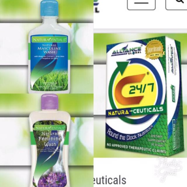 C24/7 with FREE Musculine Or Feminine Wash Of Your Choice!!!