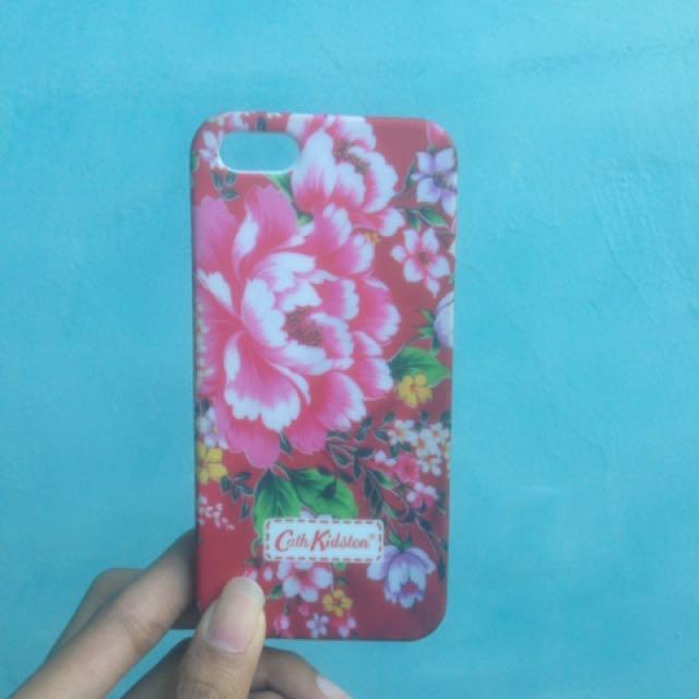 Cath Kidston & Gliter Case Iphone 5/c/s