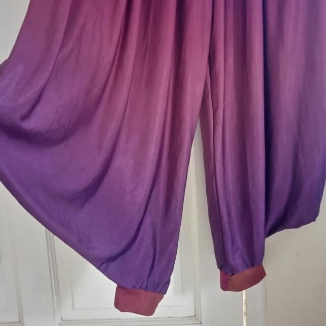 Celana Aladin Bunglon