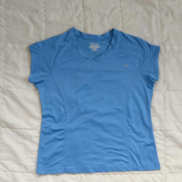 Champion Large Athletic Top