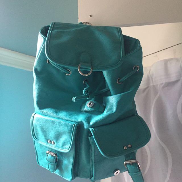Colette Baby Blue Back Pack