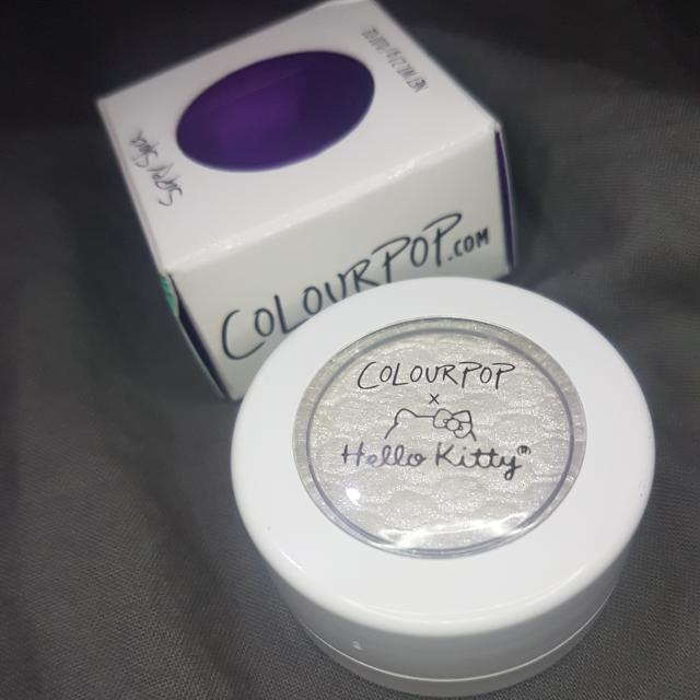 Colourpop Super Shock Shadow in GLITTER SHEERS (Hello Kitty Limited Edition)