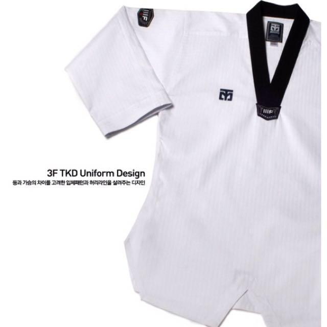 Dobok mooto 3F Unisex Taekwondo Uniform