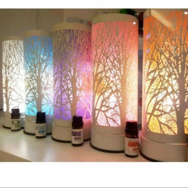 DOMA Aroma Touch Lamp