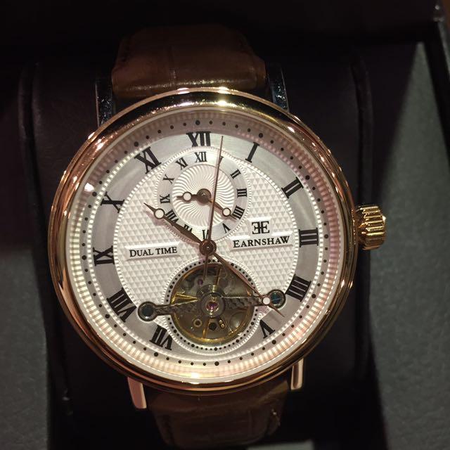 Jam Original Earnshaw Automatic Original Watch