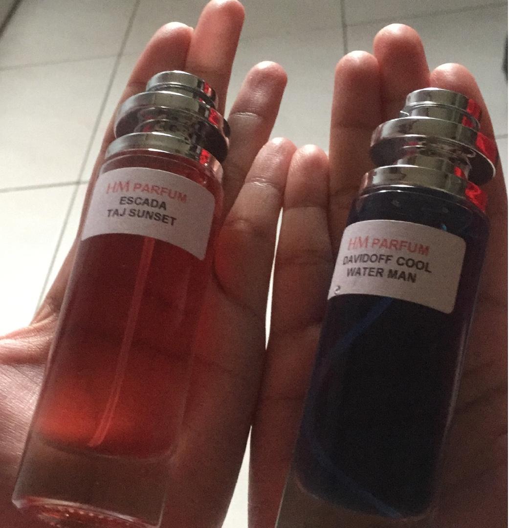 Edp Perfumes From Bandung 35ml Ready Stock Health Beauty
