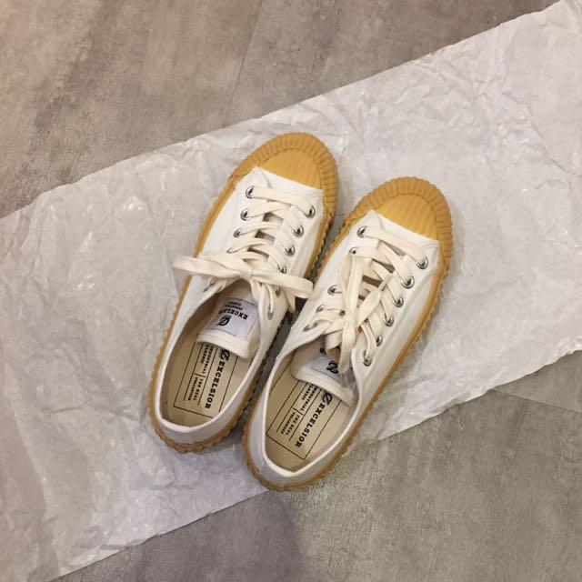 Excelsior 焦糖底餅乾鞋
