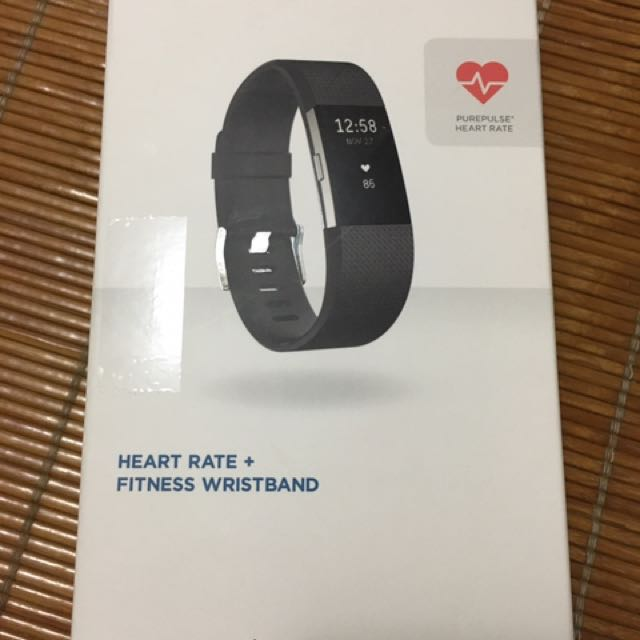 Fitbit Charge 2 運動手環