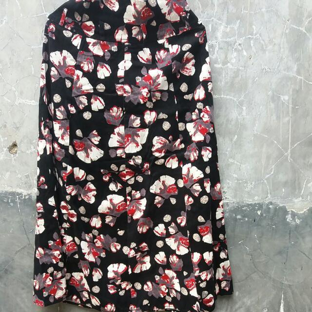 Reprice!!! Flower Skirt