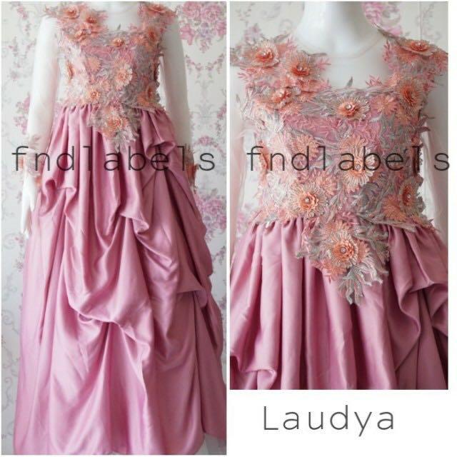 Fnd_Labels Laudya Series