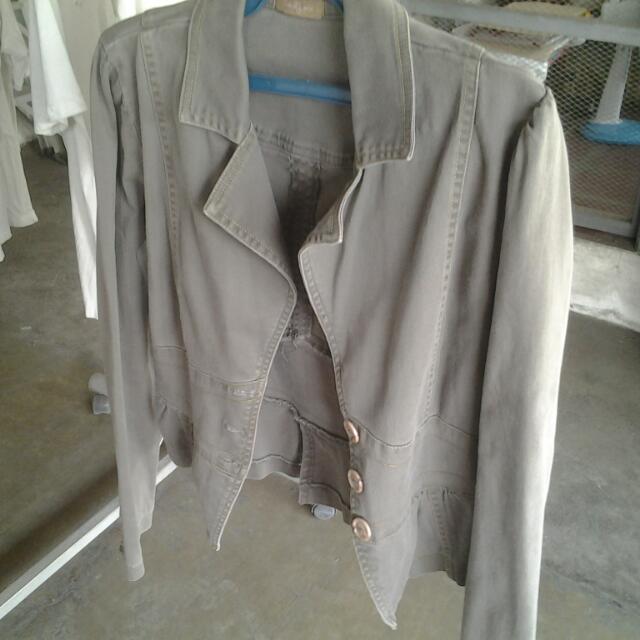 Forever 21 Ladies Jacket