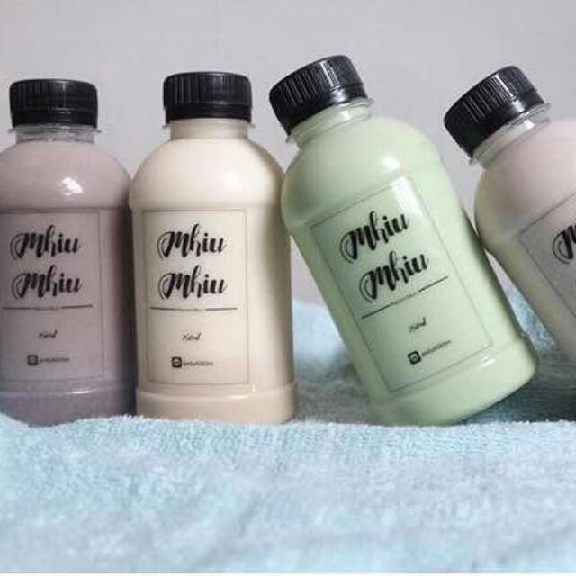 Fresh Milk (Susu Segar)